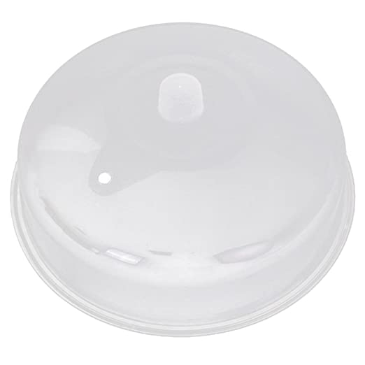 Protector para platos de microondas con ventilación, tapa de ...
