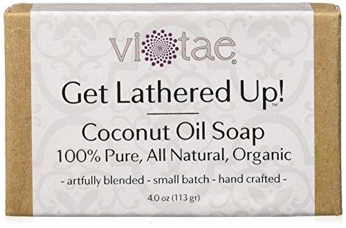 Vi Tae Organic Coconut Oil Soap product image