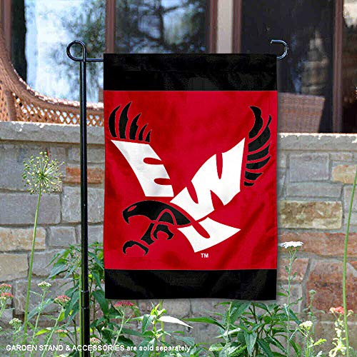 (Eastern Washington Eagles Garden Flag and Yard Banner)