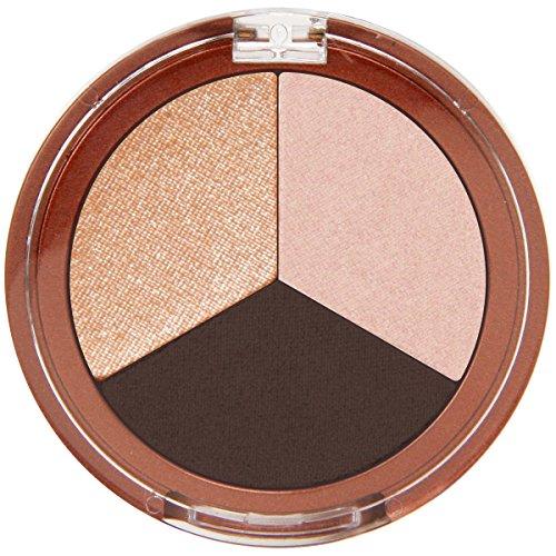 Mineral Fusion Eye Shadow Trio, Espresso Gold, .1 Ounce