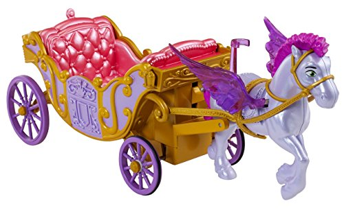 Disney Sofia the First Flying Minimus and (Disney Horse And Carriage)