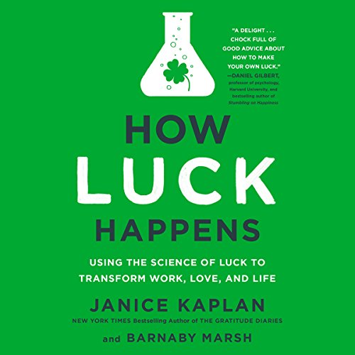 How Luck Happens cover