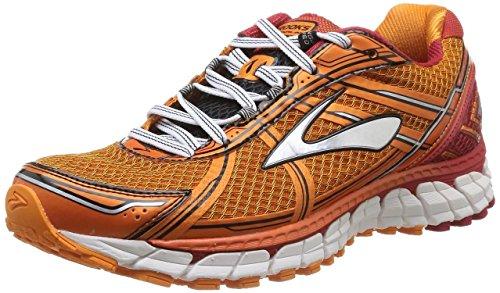 Brooks Men's Adrenaline Gts 15 Running Shoe (7.5 D(M) US, Black/Anthracite)