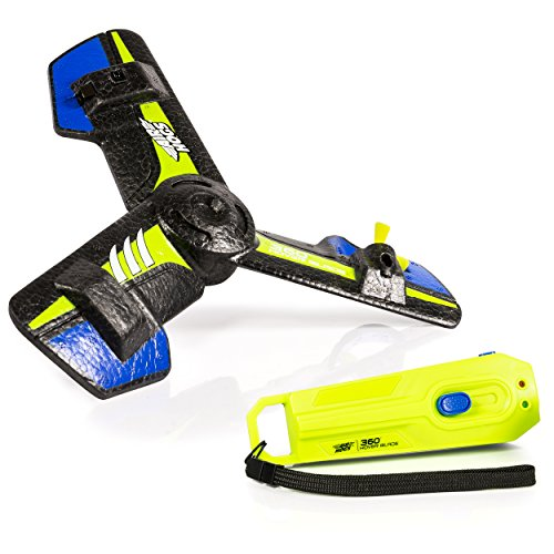 Air Hogs, 360 Hoverblade, Remote Control Boomerang, Blue