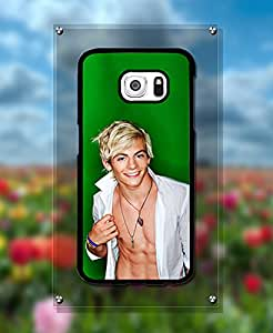 Samsung S6 Funda Case Singer Ross Lynch - Customized Drop Protection High Impact Tough Samsung Galaxy S6 Back Funda Case Cover For Guys