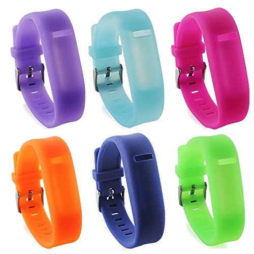 snowcinda-6pcs-silicone-wristbands-accessory-replacement-bands-with-clasps-for-fitbit-flex-bracelet-