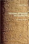 Légions romaines en campagne : La colonne Trajane par Depeyrot