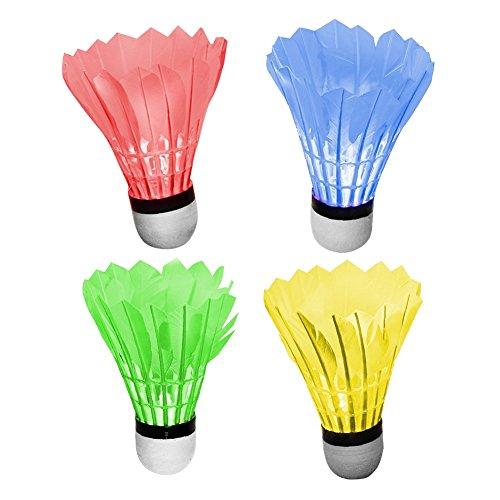 IYAYA Badminton Shuttlecock Lighting Activities