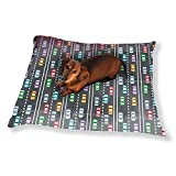 High-speed Highway Dog Pillow Luxury Dog / Cat Pet Bed
