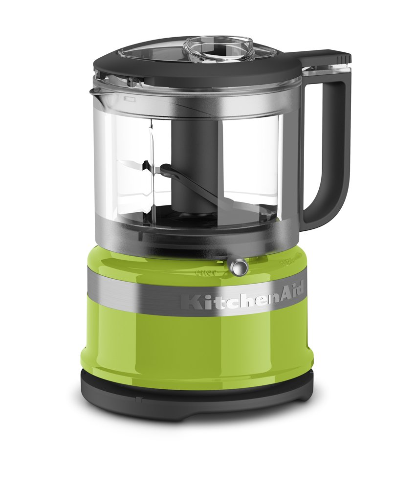 KitchenAid KFC3516GA 3.5 Cup Food Chopper, Green Apple