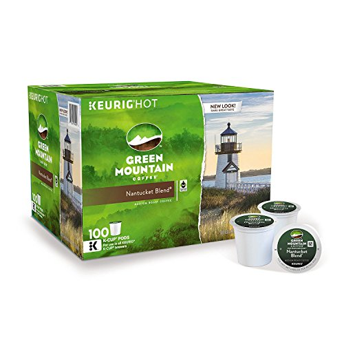Green Mountain Coffee, Nantucket Blend (100 K-Cups) by Green Mountain Coffee