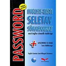 Password English-Estonian Dictionary: With Estonian-English Index