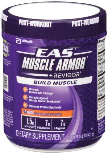 Supplément EAS Muscle Armor alimentaires, Orange, 14,9 onces