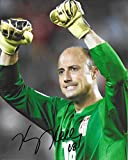 Kasey Keller, Seattle Sounders, USA Mens Soccer Team, Signed, Autographed, 8X10 Photo, a COA with the Proof Photo of Kasey Signing Will Be Included.-