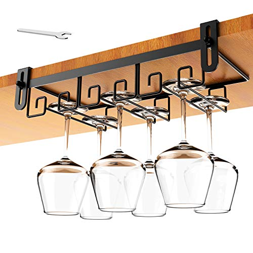 Kitchen Wine Glass Drying Rack Glasses Holder Stand Kitchen Storage Organiser LC