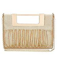 Mihawk Rhinestone clutch purses for women evening bags and clutches for women evening bag