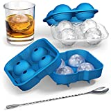 Ice Ball Mold with Stirring