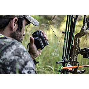 Halo XL450-7 Hunting Rangefinder, bowhunting and gun hunting rangefinder with Angle Intelligence
