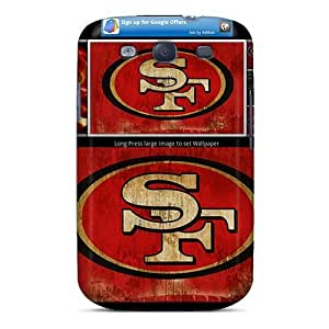 Snap-on Cases Designed For Galaxy S3- San Francisco 49ers