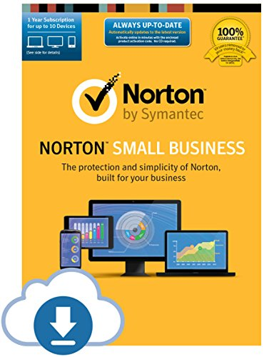 Norton Small Business-10 Device [Download Code]