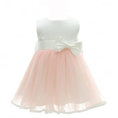 34118b938433 Moon Kitty Baby Girl Dress Christening Baptism Gowns Special Occation  Flower Girl Dress