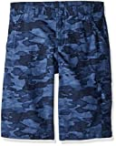Columbia Boys Silver Ridge Printed Shorts, Night Tide Camo, Large