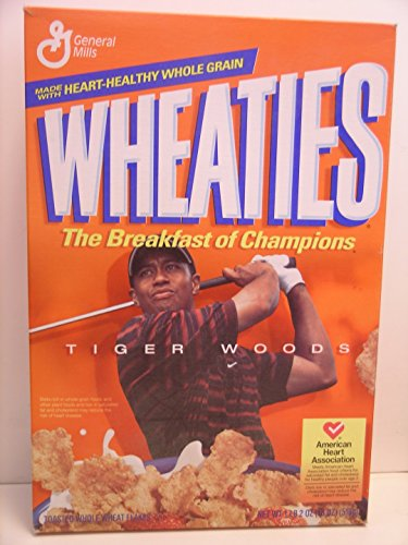 Wheaties Collector's Breakfast Cereal Box----