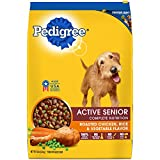 PEDIGREE Active Senior Roasted Chicken, Rice & Vegetable Review and Comparison
