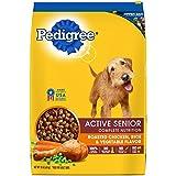 PEDIGREE Active Senior Roasted Chicken, Rice & Vegetable Flavor Dry Dog Food 15