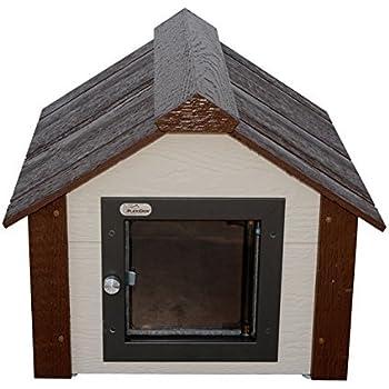 Amazon Com Climate Master Plus Insulated Dog House W