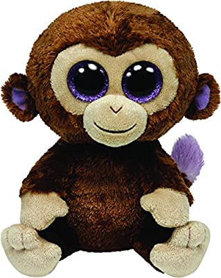 Ty Boo Buddy Coconut Monkey
