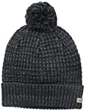 Columbia Women's Mighty Lite Watch Cap, Black/Graphite, One Size