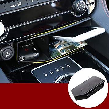 For Jaguar F-PACE 2016-2018 NEW Interior Consoles Gear Shift Box Sticker Cover