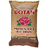 Botan Calrose Brown Rice, 6.8kg