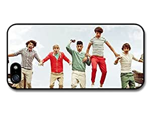 One Direction 1D Boy Band Harry Styles Jump case for iPhone 5 5S