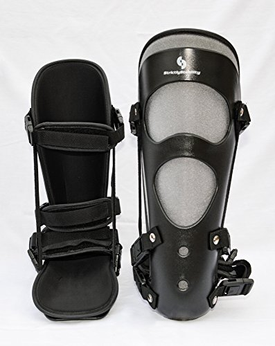 StrictlyStability Plantar Night Boot with 4 Straps, Double Sided Buckles, 2 Stretch Wedges & Massage Ball (Small) by StrictlyStability (Image #6)