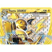 Pokemon XY8 Breakthrough Raichu BREAK 50/162