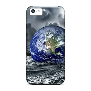 meilz aiaiCute KarenWiebe Floating Earth Cases Covers For ipod touch 4meilz aiai