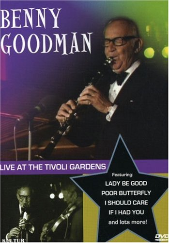 Price comparison product image Benny Goodman Live At the Tivoli