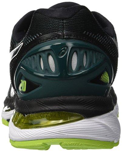 Lime Asics 20 da Scarpe running neon Gel nero uomo nimbus nero 004 Sxvwtx