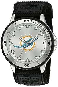 "Game Time Men's NFL-VET-MIA ""Veteran"" Watch - Miami Dolphins"