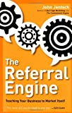 img - for By John Jantsch - The Referral Engine (Reprint) (3/26/13) book / textbook / text book