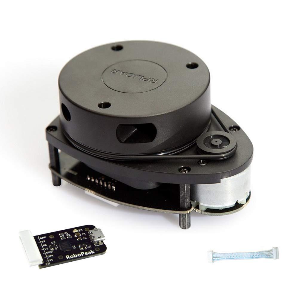RPLiDAR A1M8 360 Degree Laser Scanner Kit 12M Range for Robot Drone