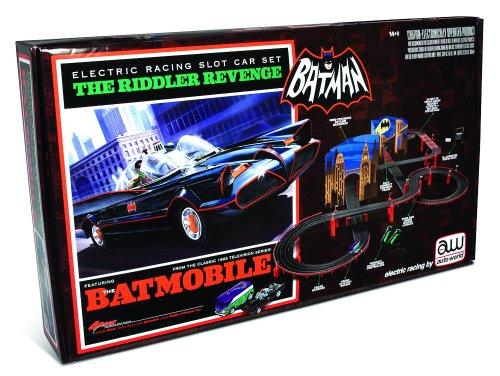 4 Gear Batman Riddler's Revenge Race Track Set