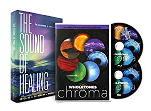 Wholetones: Chroma - Book and DVD Set