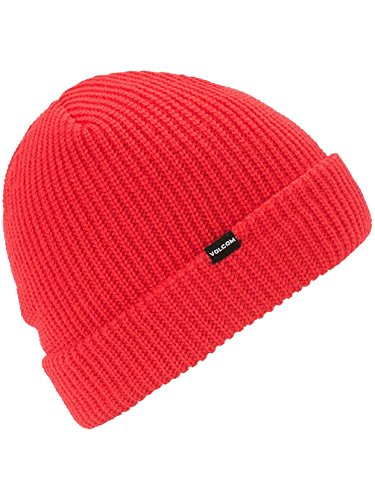 para Fire Hombre Red Sombrero J5851901 Clima Volcom frío wtPFYP