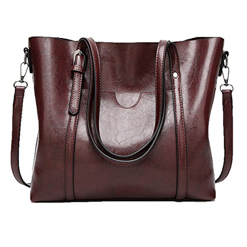 Handbags Messenger Shoulder Coffee Tote Hobo Satchel Women Handle Bag Lady Purse Obosoyo Top xPOSYqHT