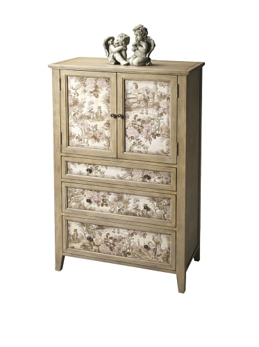 Maple Tall Chest - Butler Specialty Company Tall Door Chest