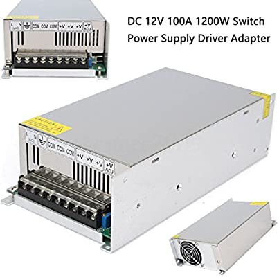 12v 50a Water-cooled Air Conditioning Switch Power Supply 600 W Power Supply Online Discount Active Components Filters