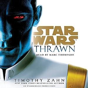 Thrawn (Star Wars) Audiobook